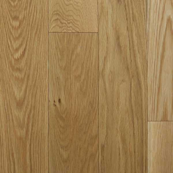 Edgewater Collection Engineered Hardwood in Natural White Oak - 1/2' x 5' (39sqft/case) - 1/2' x 5'