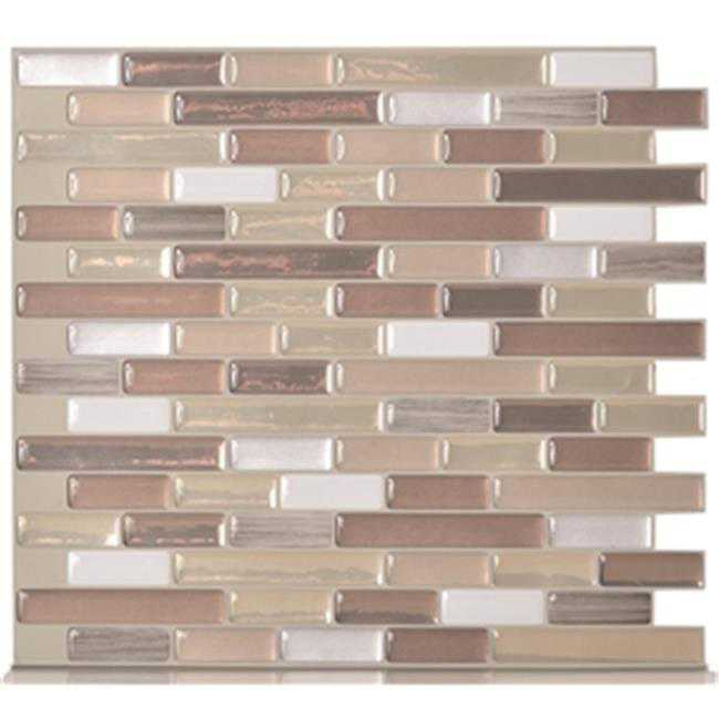Inc SM1053-1 Tile Wall Durango Muretto Pack Of 8